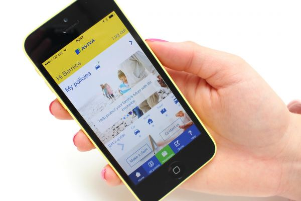 MyAviva iOS app